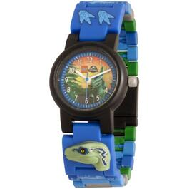 Blue Jurassic World Lego Kids Wrist Watch thumb