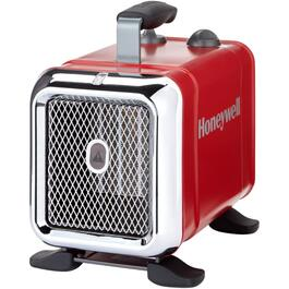 900W - 1500W Red Cube Ceramic Heater thumb