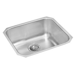 "23"" x 17 3/4"" x 8"" Stainless Steel Undermount Kitchen Sink thumb"