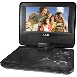 "7"" LED Portable DVD Player thumb"
