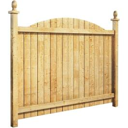 5' Pressure Treated Laurentian Privacy Fence Package thumb