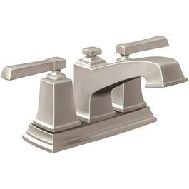Boardwalk Spot Resist Nickel 2 Handle Lavatory Faucet thumb
