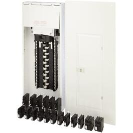 200 Amp 30/60 Circuit Arc Fault Plug-On Panel Package with Breakers thumb