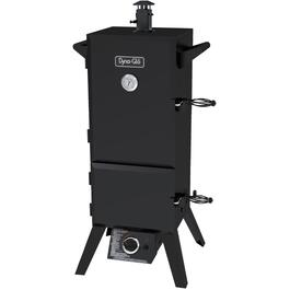 Two Door 784 sq. in. 15,000BTU Vertical Propane Smoker thumb