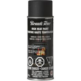 340g Black High Heat BBQ Alkyd Paint thumb