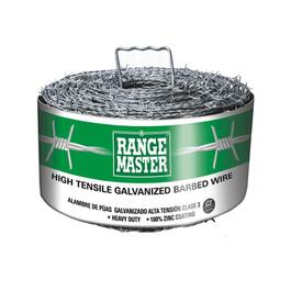 1320'/80 Rods 15.5ga 4 Point High Tensile Barbed Wire thumb