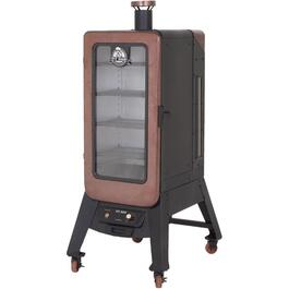 884 sq. in. 300Watt Electric Pellet Smoker thumb