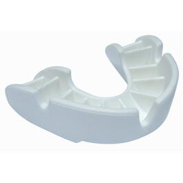 Junior White Sports Mouth Guard thumb