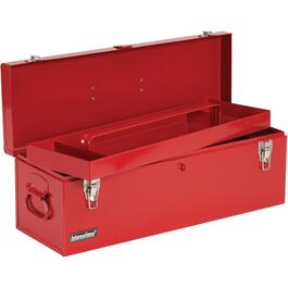 "26"" x 9"" x 8-3/4"" Tool Box, with Tray thumb"