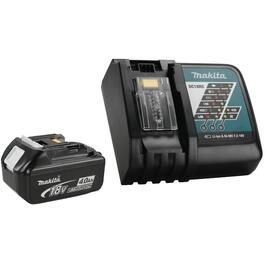 18 Volt Lithium-ion Battery and Charger Starter Kit thumb