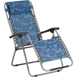 Blue and Grey Aruba Zero Gravity Chair thumb