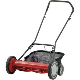 "20"" Reel Mower, with Grass Catcher thumb"