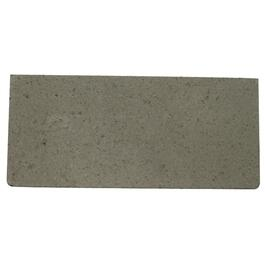 "9"" x 4-1/2"" x 1-1/4"" Replacement Firebrick thumb"