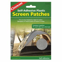 "3 Piece 5"" x 6-1/2"" Screen Patches thumb"