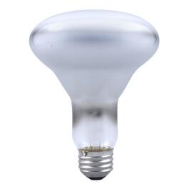 65W BR30 Medium Base Inside Frost Flood Light Bulb thumb