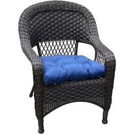 Grand Canyon Wicker Club Chair, with Cushions thumb