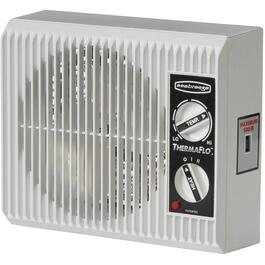 Thermaflo Walmount Bed and Bath Fan Heater thumb