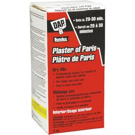 2kg Plaster of Paris Wall Patch Compound thumb