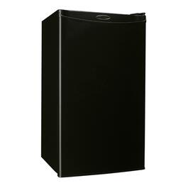 3.2 cu.ft. Black Compact Energy Star Fridge thumb