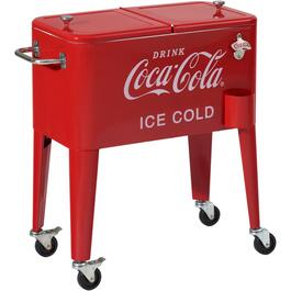 60 Quart Coca-Cola Patio Cooler thumb