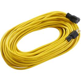 30M 1 Outlet SJTW 14/3 Extension Cord thumb