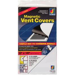 "3 Pack 8"" x 15"" Magnetic Diffuser Covers thumb"