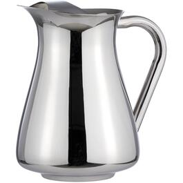 2 Quart Stainless Steel Beverage Pitcher thumb