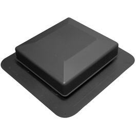 50 Square Inch Black Roof Vent thumb