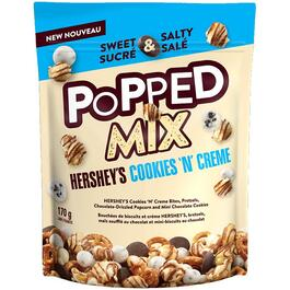 170g Sweet and Salty Cookies and Creme Popped Snack Mix thumb