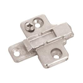 Adjustable Clip-On European Mounting Plate thumb