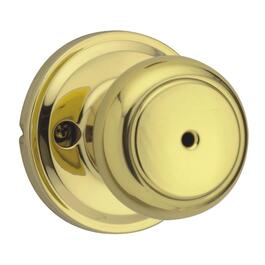 Brass Troy Privacy Door Knobset thumb
