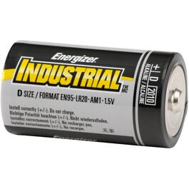 12 Pack Industrial Alkaline D Batteries thumb