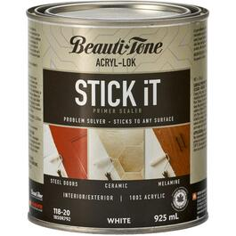 925mL White Interior/Exterior STICK iT Latex Primer thumb