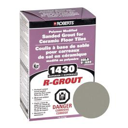 7lb Pearl Grey Sanded Floor Grout thumb