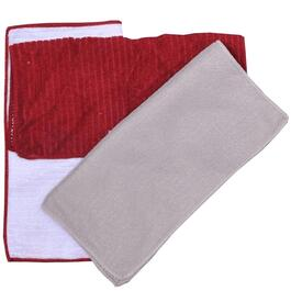 4lbs Microfibre Rags, Assorted  Colours thumb
