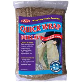 2 Pack Quick Wrap Burlap thumb