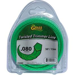 ".080"" x 50' Nylon Grass Trimmer Line thumb"