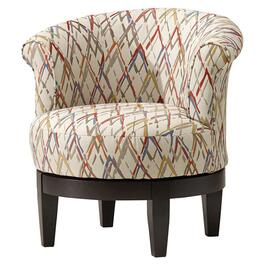 Confetti Attica Accent Swivel Chair thumb