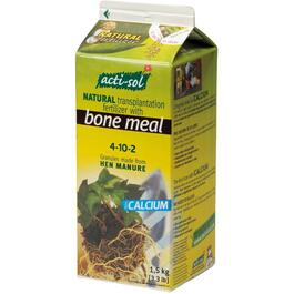 1.5kg 4-10-2 Hen Manure Transplant Fertilizer, with Bone Meal thumb