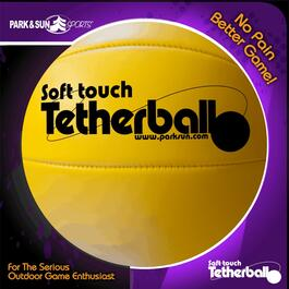 "7"" Soft Touch Tetherball thumb"