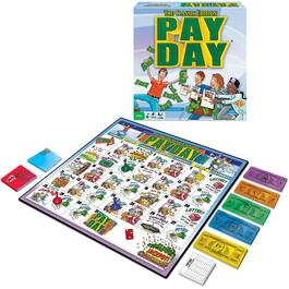 Payday Family Board Game thumb