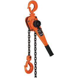 .75 Ton 5' Safe Working Load Lever Hoist thumb