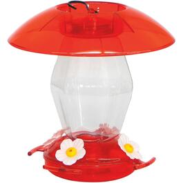 20oz Plastic Hummingbird Feeder, with Perch thumb