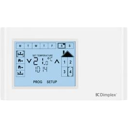 7 Day Connex Controller Multi-Zone LPC Programmable Thermostat thumb