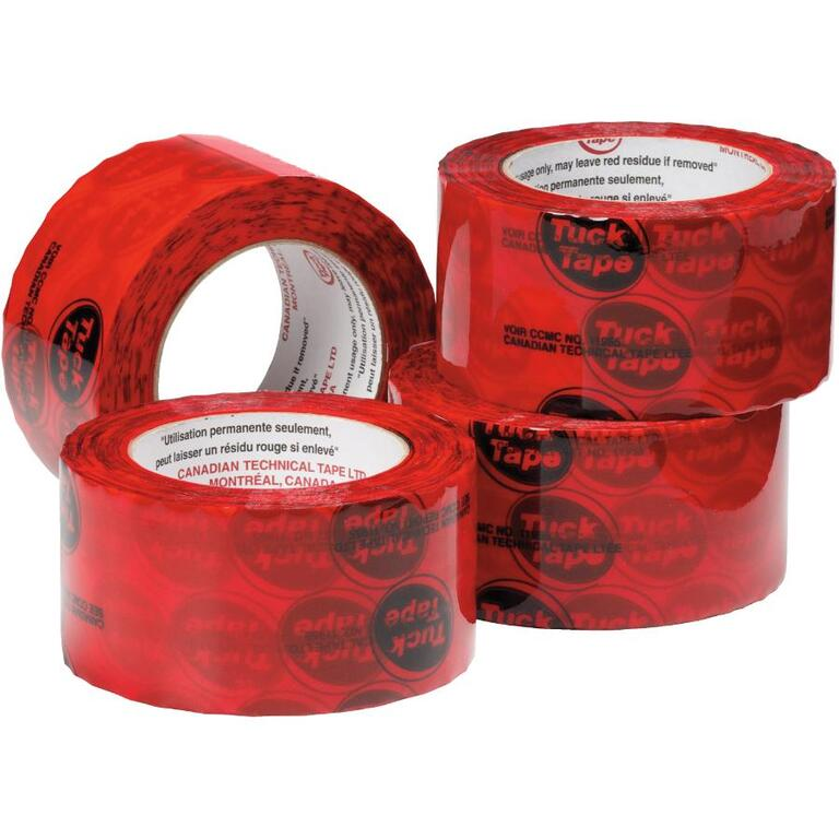 Tuck Tape 4 Pack 60mmx66M Poly Sheathing Tape | Home Hardware