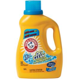 1.81L Laundry Detergent, with Oxi Clean thumb