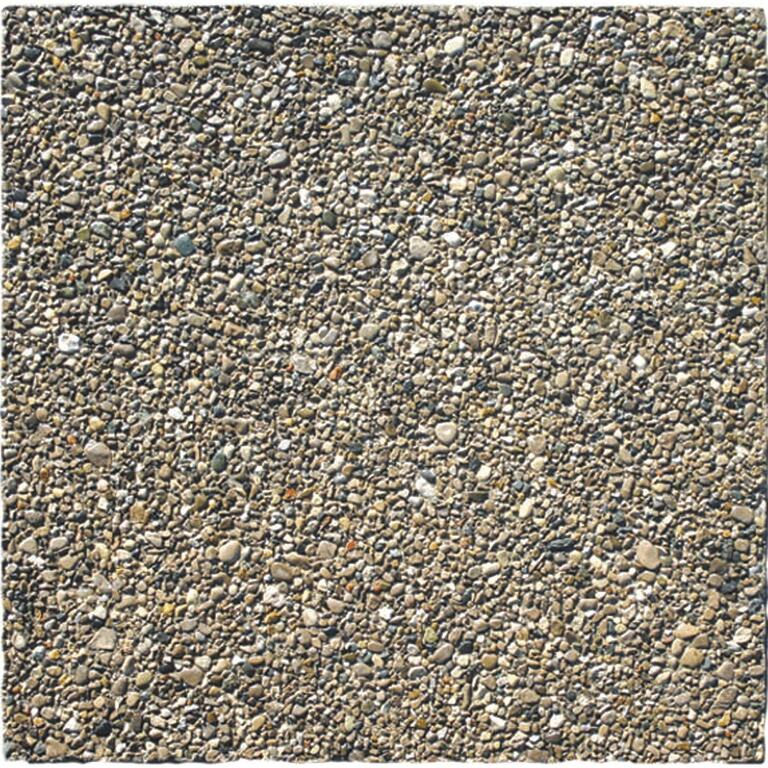 20 X Pea Gravel Exposed Aggregate Patio Stone Home Hardware - Exposed Aggregate Patio Stones - Patio Ideas