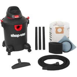 8/10 Gal Wet/Dry Vacuum, with Handle thumb