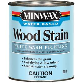 946mL White Wash Pickling Latex Wood Stain thumb