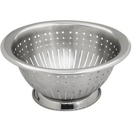5 Quart Deep Stainless Steel Colander thumb